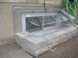 P venir les d g ts d 39 eau dans votre maison option 19 for Installer fenetre sous sol